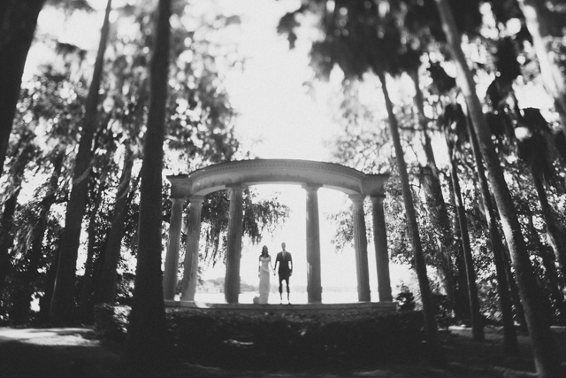 Winter Park Azeala Park Wedding Elopement