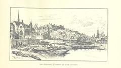 """British Library digitised image from page 469 of """"Paris de siècle en siècle. Le cœur de Paris, splendeurs et souvenirs. Texte, dessins et lithographes par A. Robida"""""""