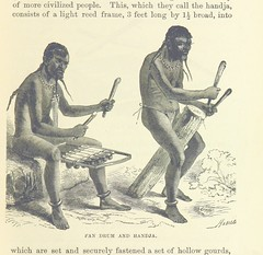 """British Library digitised image from page 95 of """"Adventures in the Great Forest of Equatorial Africa and the country of the dwarfs .. An abridged ... edition ... With ... illustrations"""""""