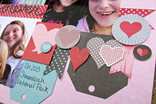 Family Forever Layout 2