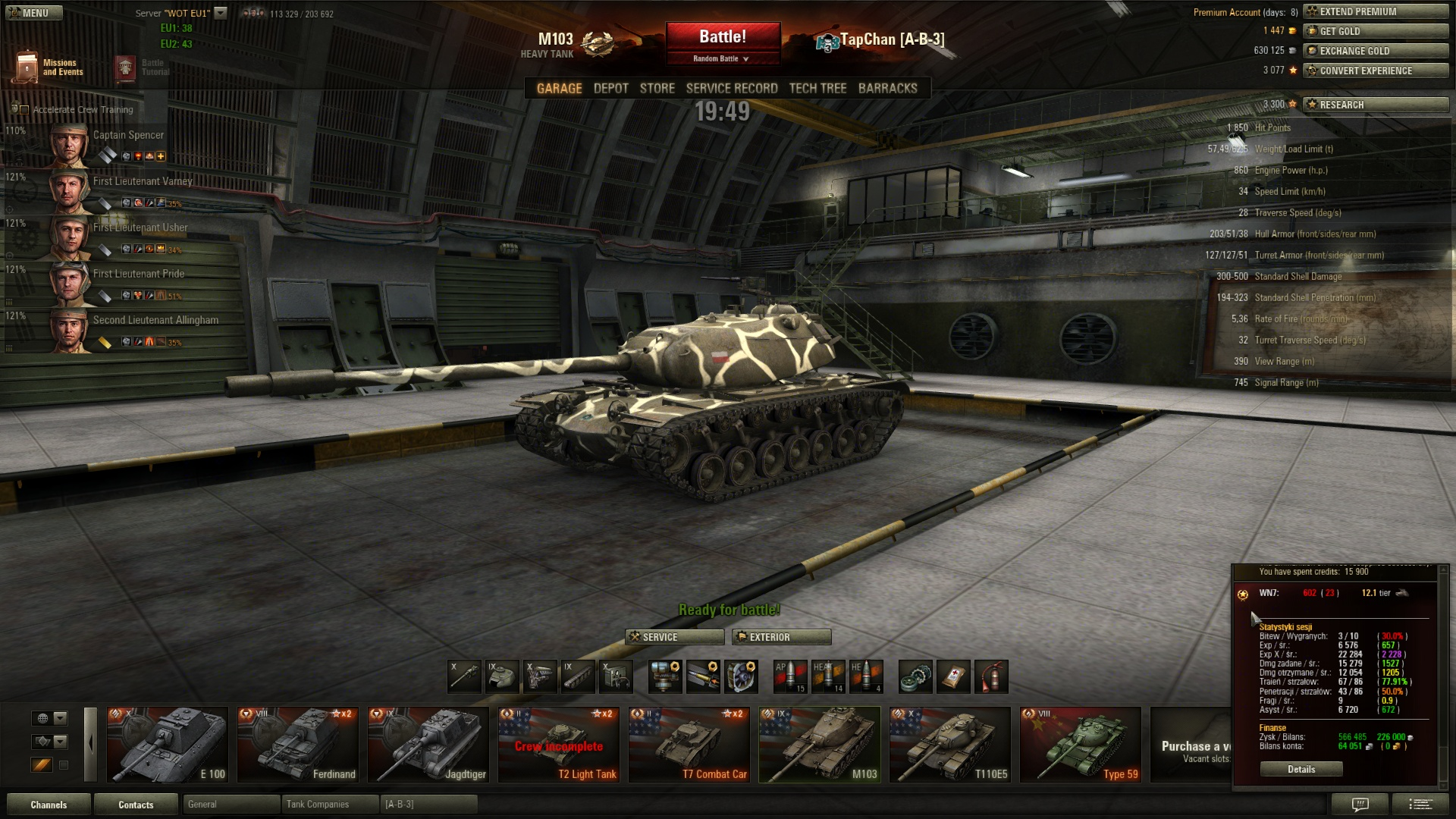 1 5 1 1] Aslain's WoT ModPack w/Picture & Sound Preview #22 (14-07