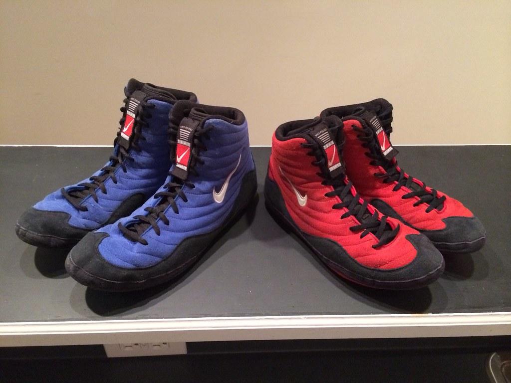 f3f258cb58a598 ... OG Reissue Nike Inflict Wrestling Shoes - GONE