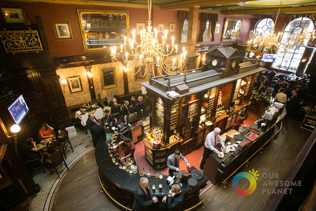 The Counting House Traditional London Pub Favorite