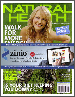 Natural Health on Zinio