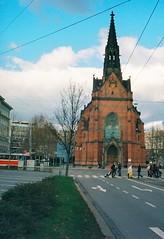 Chaika 3 - Red Church (Brno)