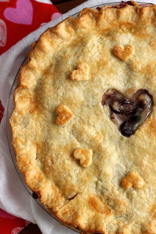 Sweet Cherry Pie #ValentinesDay