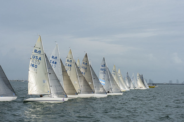 Sailing World Cup 2014, Miami FL