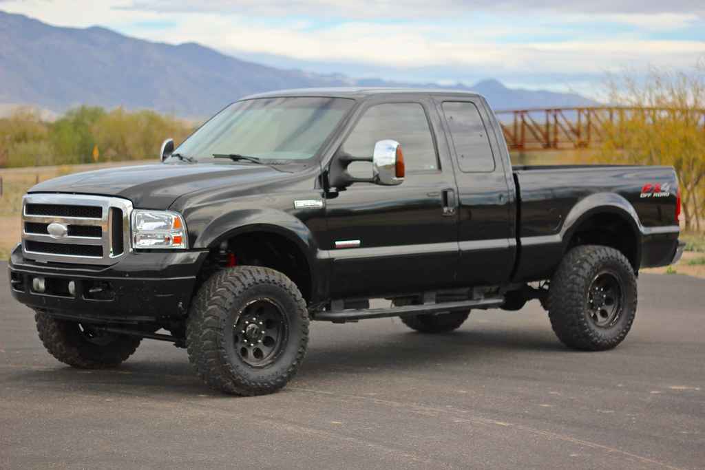 2007 ford f250 4x4 diesel truck for sale