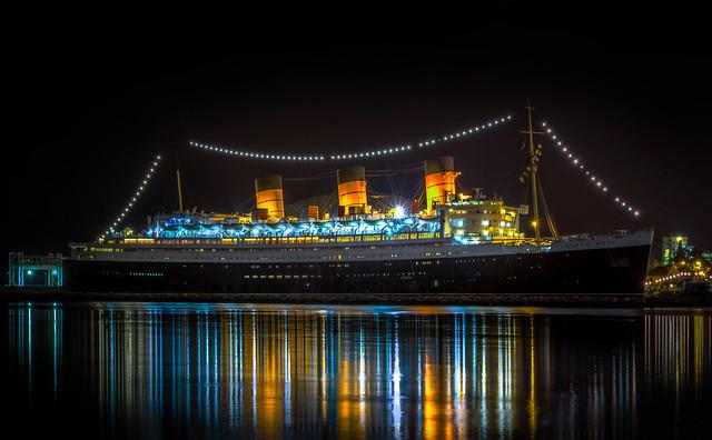RMS Queen Mary | Long Beach, CA