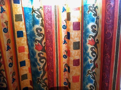 hobby room –curtains