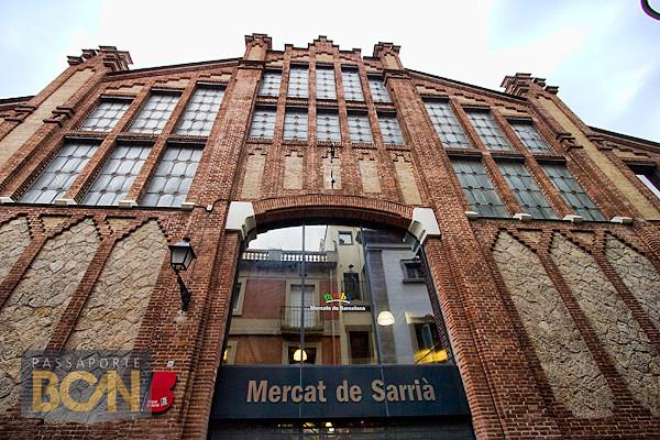 Mercat de Sarrià, Barcelona