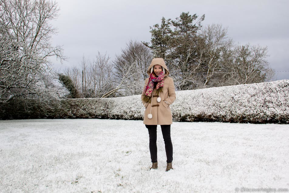 me in the snow 1
