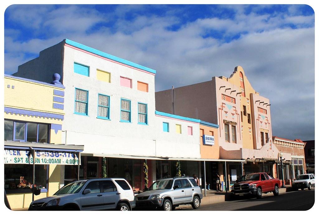 silver city bullard street
