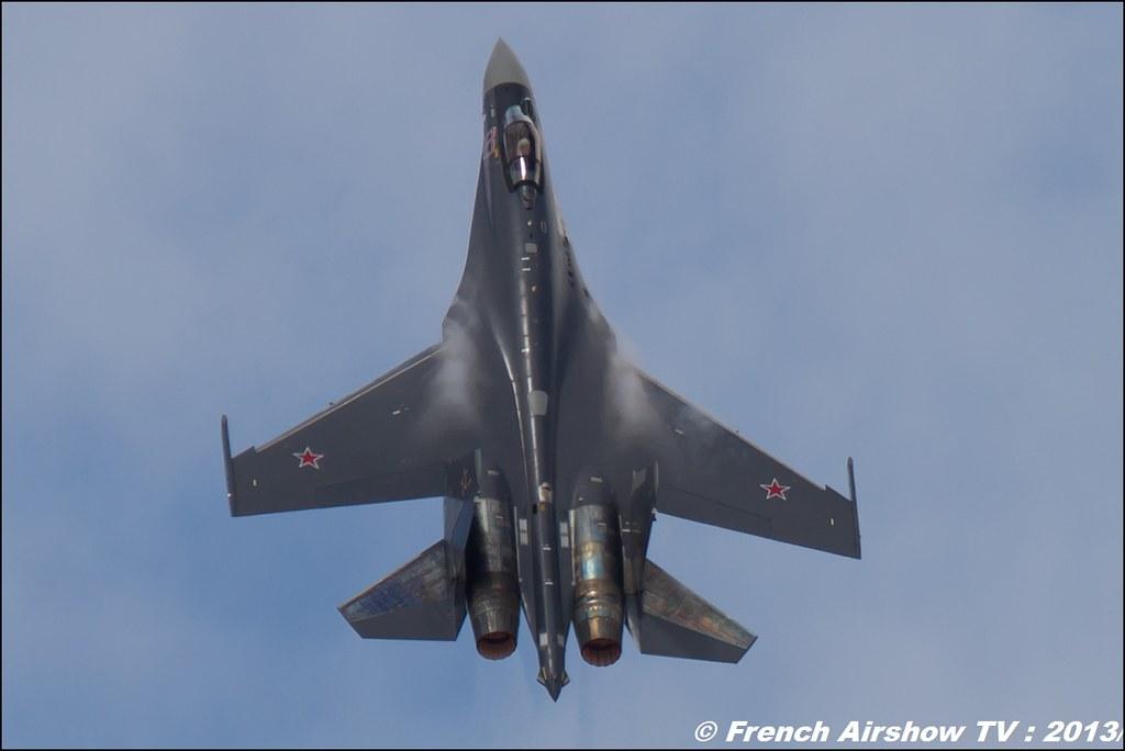 Su-35S Flanker,Salon du Bourget 2013,Paris Airshow 2013