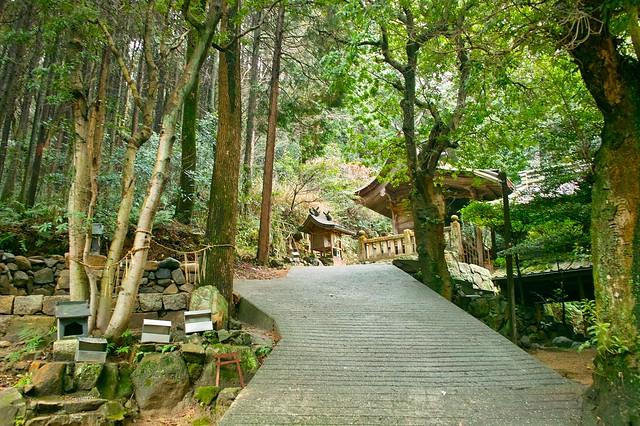 天石門別保布羅神社 #8