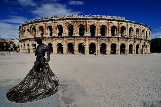 Arena romana di Nîmes