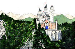 Castles in Bavaria