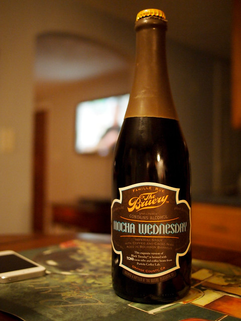 The Bruery Mocha Black Tuesday