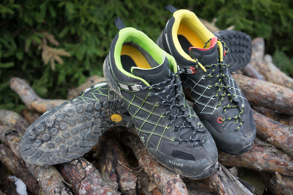 Salewa Wildfire GTX & Salewa Wildfire