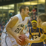 2014-03-05 -- NCAA men's basketball vs. Webster