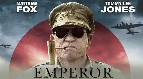 Cartel de la película: Emperador