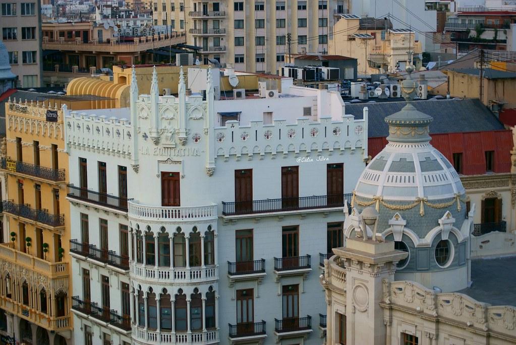Valencia desde el Edificio Telefonica (3)