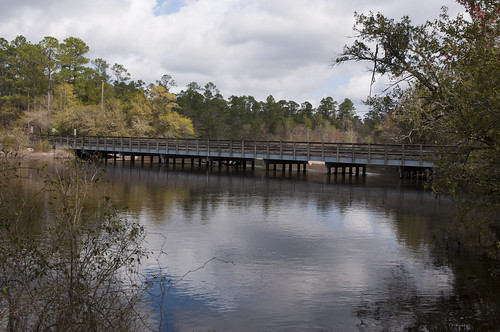 statepark bridge usa water river wasser unitedstates florida holt blackwaterriver santarosacounty deatonbridge fisherbray