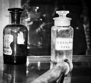Bad Medicine - Original Bottles from San Telmo Market
