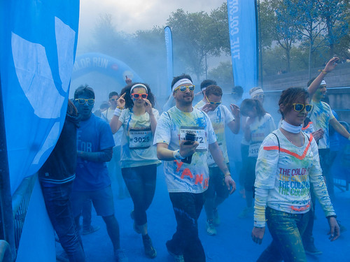 Color Run Paris 2014