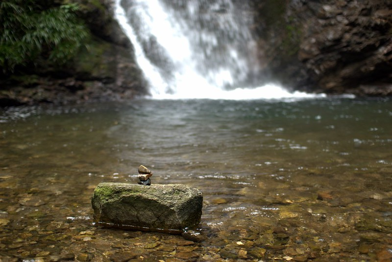 Ushi waterfall