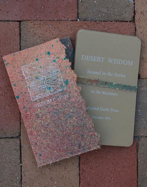 Desert Wisdom Cards - Series II