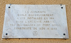Photo of White plaque № 30726