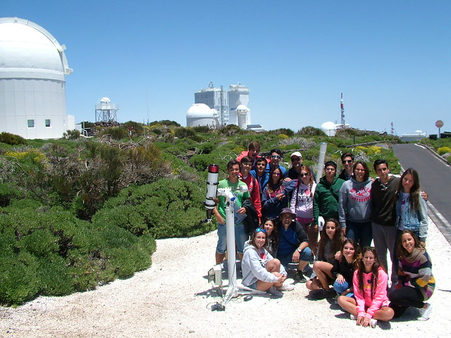 Ruta Científica Tenerife