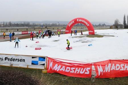 Pražský pohár v běhu na lyžích se jede v Chuchli