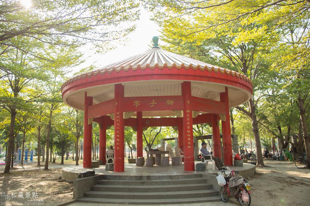 台南私藏景點-水萍塭公園 (27)