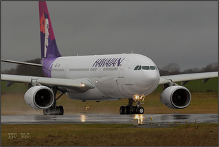 A330-243 Hawaiian Airlines N375HA( F-WWCR )  /  4138
