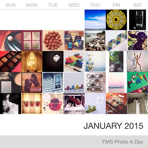 Photo A Day Challenge - January, 2015
