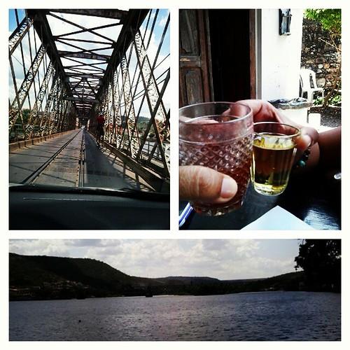 Um brinde a história do Brasil. Ponte Cachoeira x São Félix