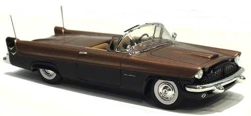 Matrix Packard Panther-Daytona 1954