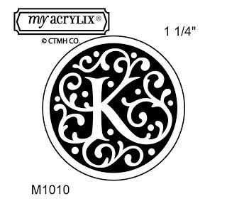 K Monogram