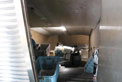 東銀座幻の地下街入口 (2)