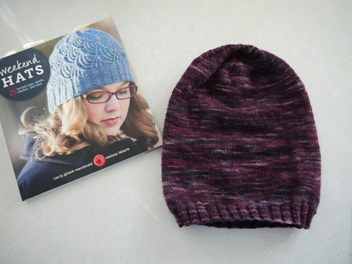 33952714613 February Hat. Pattern  Brier Toque by Cecily Glowik MacDonald