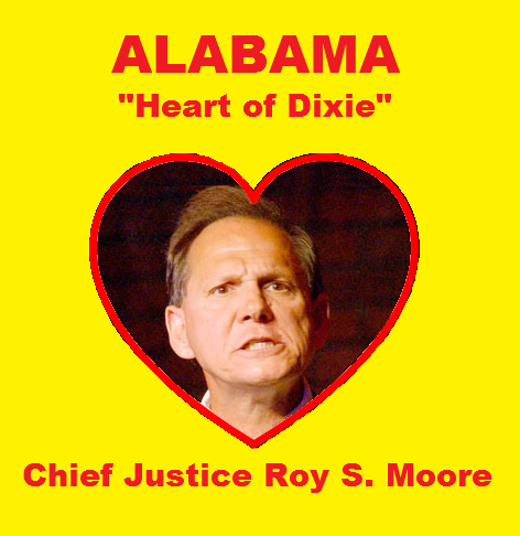Roy Moore, Christian Warrior