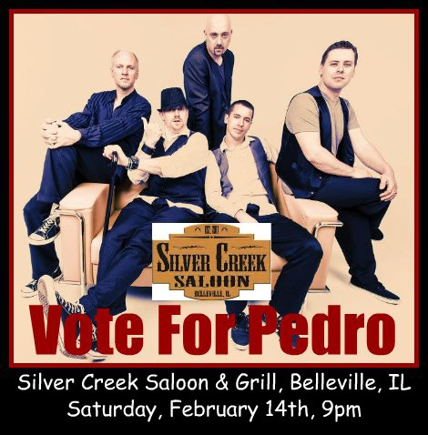 Vote For Pedro 2-14-15