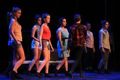 Festistates - Restitution du stage de danse le 19/02/2015