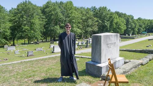 Laurens Cemetery Tour-16