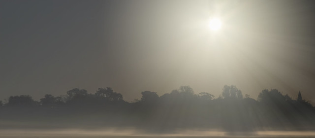Pontcanna Sunrise