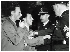 Workers Alliance leaders arrested at the White House: 1936