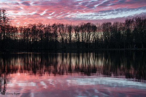 travel sunset leuven photography belgium lightroom kessello