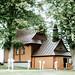 Kościół na Juście - Tęgoborze